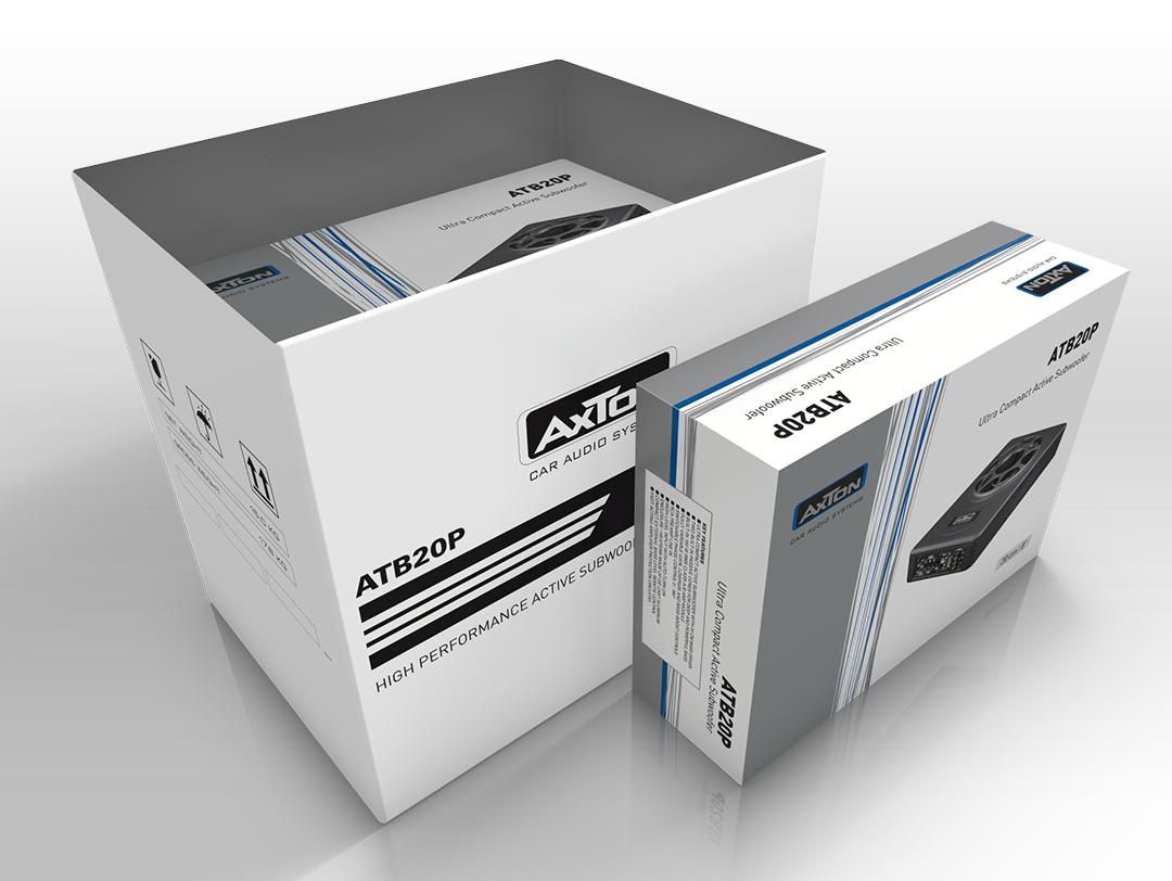 AXTON Verpackung und Umkarton